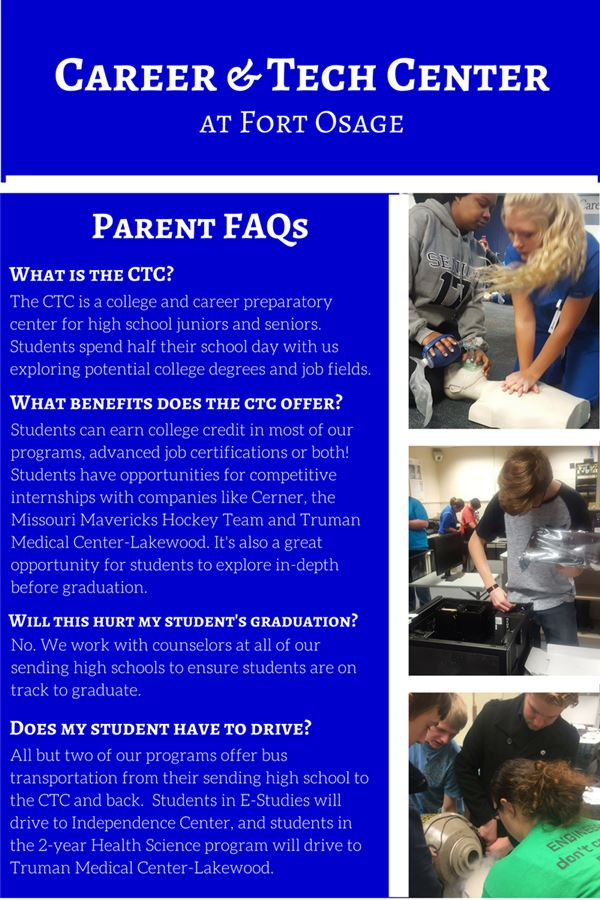Frequently asked questions from parents.
