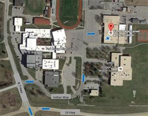 Independence High School Campus Map.Adult Education Homepage