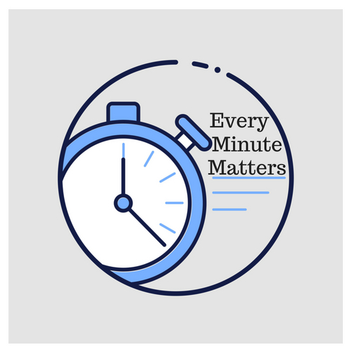 Every Minute Matters Logo for Attendance