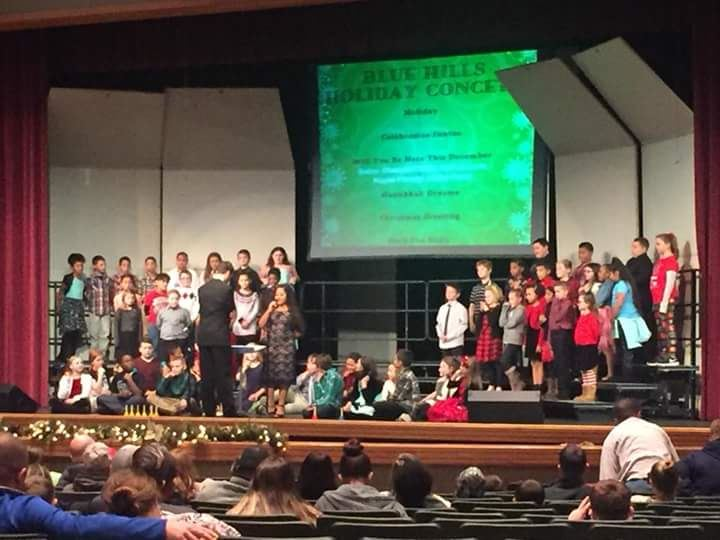 12/18/17 Fourth Grade Holiday Concert