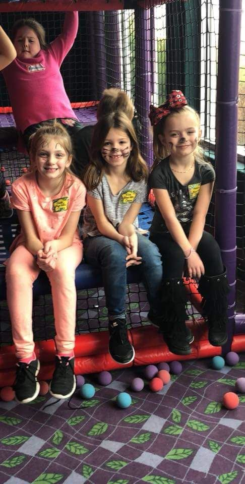 2/9/18 1st Grade Goes to Paradise Park
